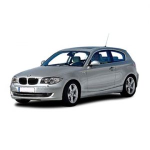 BMW 1 Serie (11-2003 tot 01-2006)