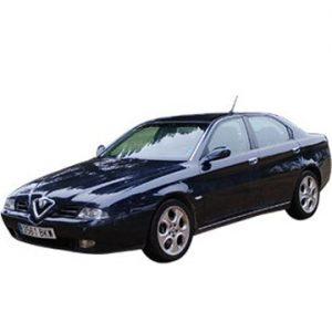Alfa Romeo 166 (tot 10-2003)