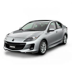 Mazda 3 (06-2009 tot 10-2013)