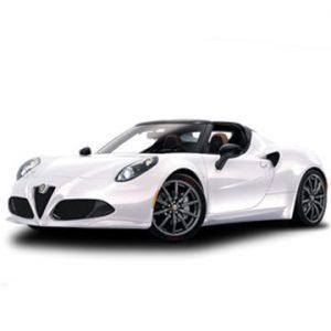 Alfa Romeo 4C (03-2013 tot heden)