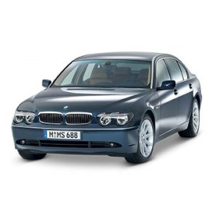 BMW 7 Serie (10-2001 tot 02-2005)