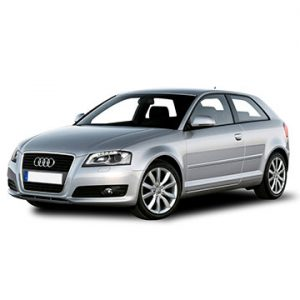 Audi A3 (09-2008 tot 07-2012)