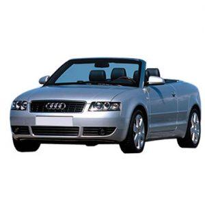 Audi A4 Cabrio (05-2002 tot 11-2005)