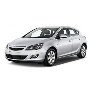 Opel Astra J (01-2010 tot 01-2016)