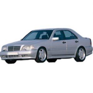 Mercedes C Klasse W202 (01-1996 tot 03-2001)