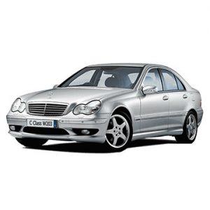 Mercedes C Klasse W203 (04-2001 tot 06-2004)