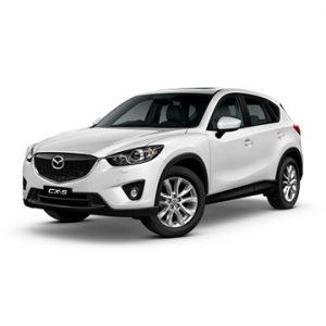 Mazda CX 5 (01-2012 tot 06-2017)