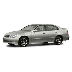Lexus GS300 (01-2000 tot 08-2005)