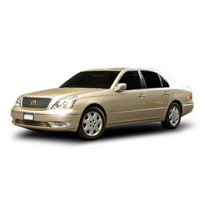 Lexus LS430 (10-2000 tot 11-2003)
