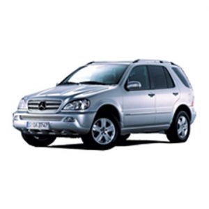 Mercedes ML Klasse W163 (01-1997 tot 03-2005)