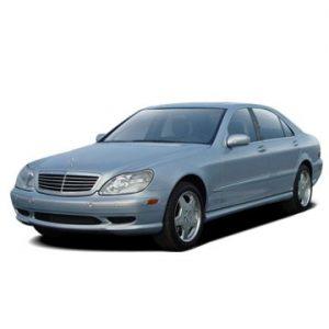 Mercedes S Klasse W220 (10-1998 tot 09-2002)