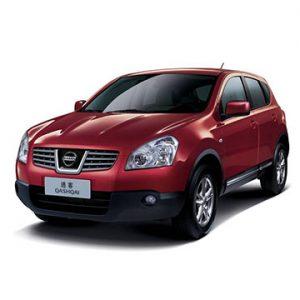 Nissan Qashqai (02-2007 tot 11-2010)