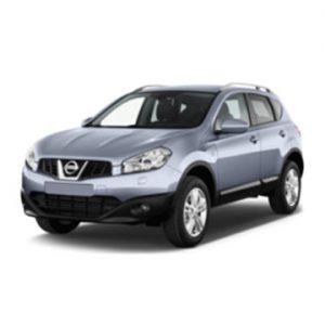 Nissan Qashqai (12-2010 tot 08-2013)