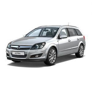 Opel Astra H (02-2005 tot 12-2009)