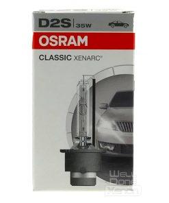 Osram D2S 66240CLC