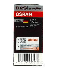 Osram D2S 66240XNL Night Breaker