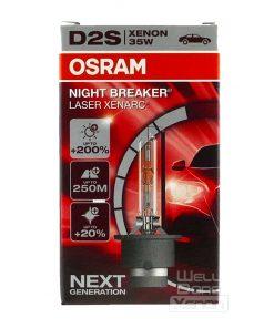 Osram D2S 66240XNL Night Breaker Laser