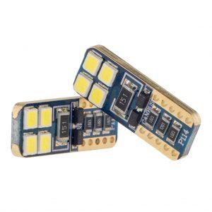 T10 W5W ledlampen