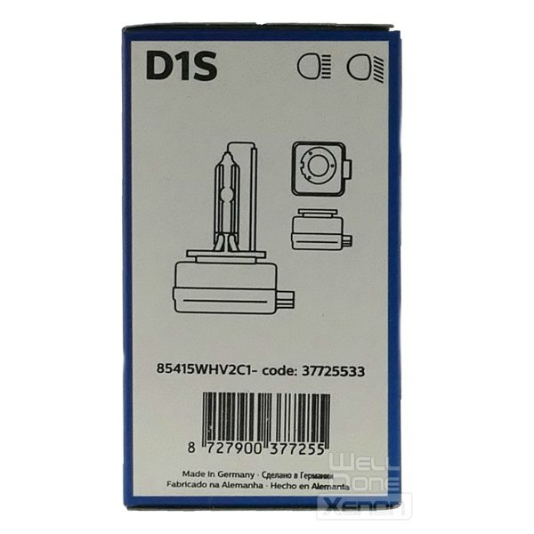 Philips D1S 85415WHV