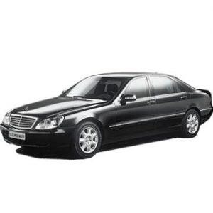 Mercedes S Klasse W220 (10-2002 tot 09-2005)