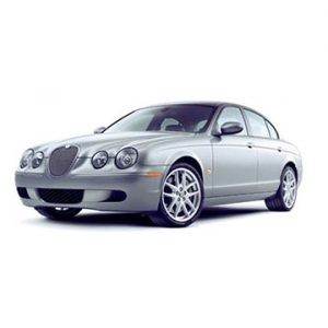 Jaguar S Type (01-1999 tot 12-2008)