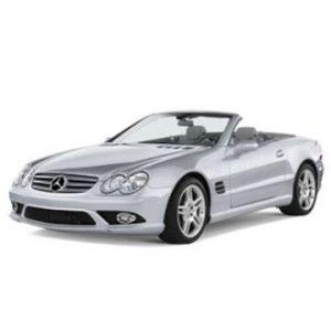 Mercedes SL Klasse R230 (10-2001 tot 04-2008)