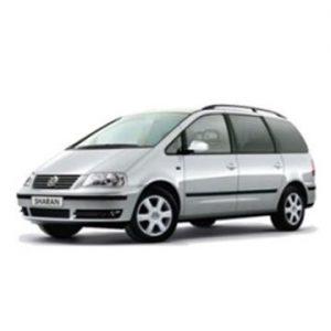 Volkswagen Sharan (05-2000 tot 07-2010)