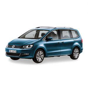 Volkswagen Sharan (08-2010 tot 07-2015)
