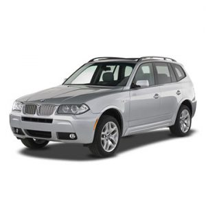 BMW X3 (10-2006 tot 09-2010)