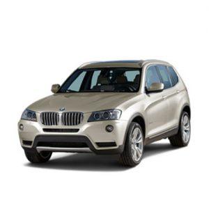 BMW X3 (10-2010 tot 05-2014)