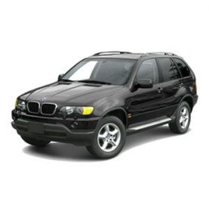 BMW X5 (03-2000 tot 09-2003)