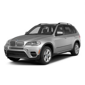 BMW X5 (04-2010 tot 10-2013)