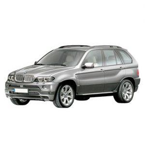 BMW X5 (10-2003 tot 12-2006)