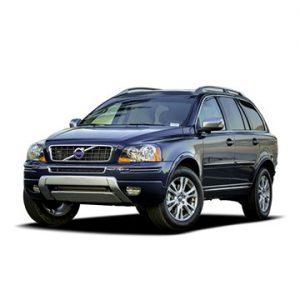 Volvo XC90 (09-2006 tot 07-2010) zonder bochtenverlichting