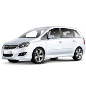 Opel Zafira B (09-2005 tot 12-2011)