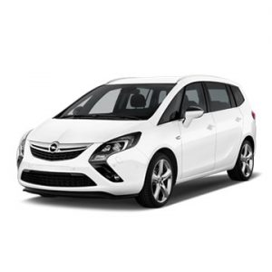 Opel Zafira C (01-2012 tot 09-2016)