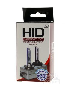 D1S HID verpakking