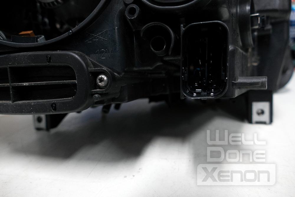 Stekker aansluiting F10 F11