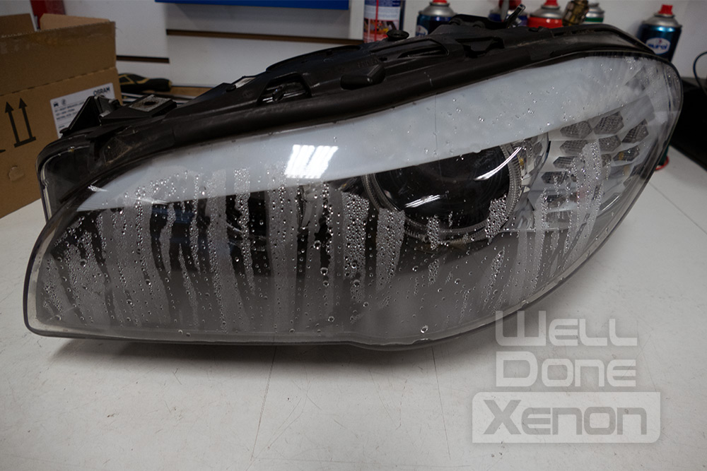 Vocht in koplamp F10 F11 BMW 5-Serie