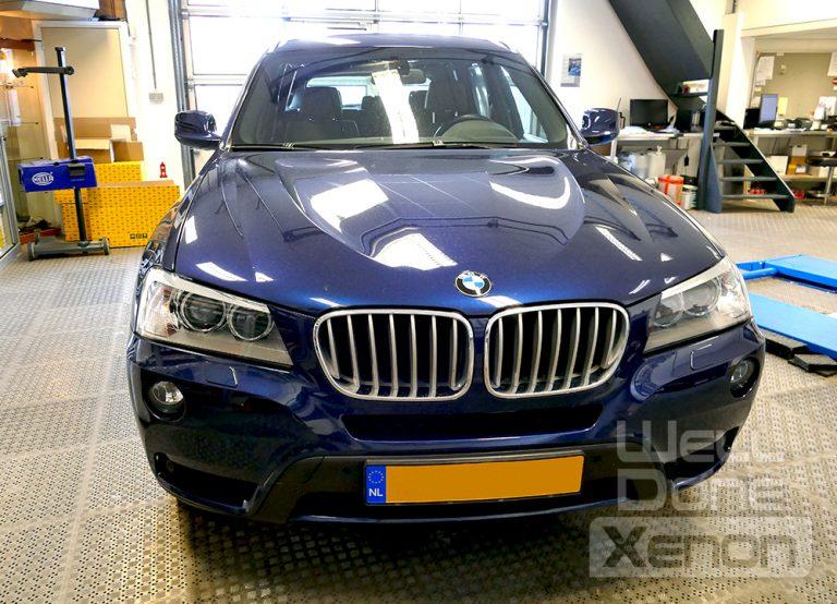 BMW X3 F20 Buitenste achterlicht kapot