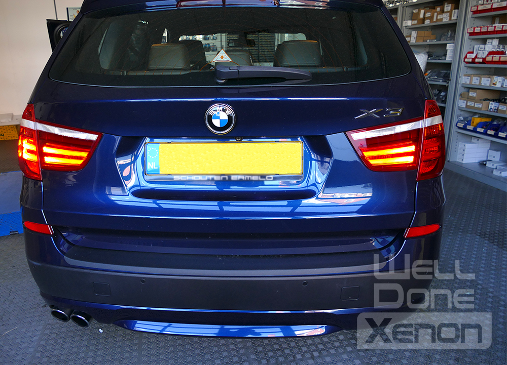 F25 LED - Led achterlicht BMW X3 F25 defect