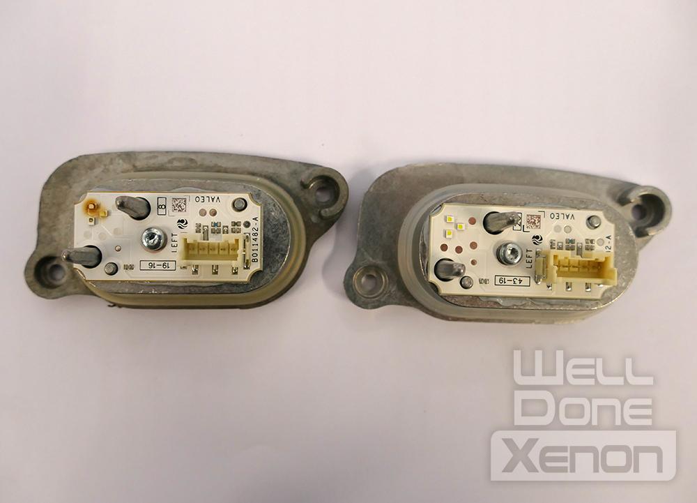 8V0998473 module led